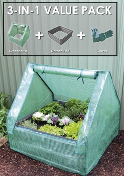 3-In-1-Greenhouse-Garden-Bed on sale