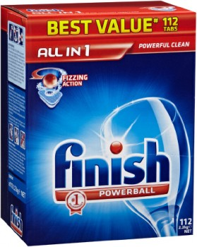 Finish-Powerball-Dishwashing-Tablets-Value-Pack on sale