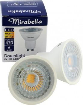 Mirabella-6W-LED-GU10-Globe on sale
