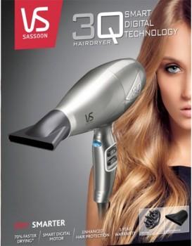 NEW-VS-Sassoon-3Q-Hairdryer-1ea on sale