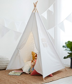 Childrens-Cotton-Teepee on sale