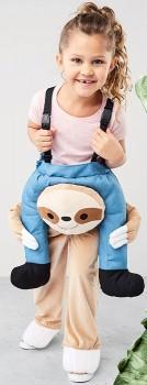 NEW-Sloth-Illusion-Costume on sale