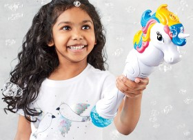 NEW-Unicorn-Bubble-Blower on sale