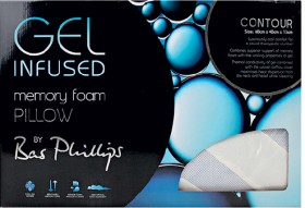 Bas-Phillips-Gel-Infused-Memory-Foam-Standard-or-Contour-Pillow on sale