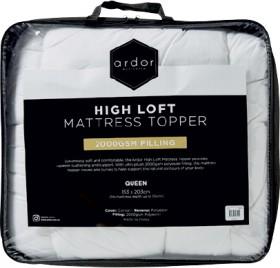 Ardor-2000GSM-High-Loft-Mattress-Topper on sale