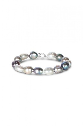 By-Fairfax-Roberts-Real-Pearl-Ombre-Bracelet on sale