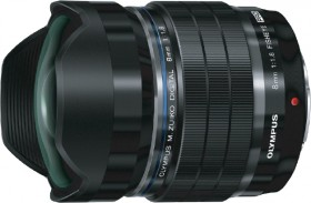 Olympus-M.Zuiko-8mm-f1.8-Fish-Eye-PRO-Lens on sale