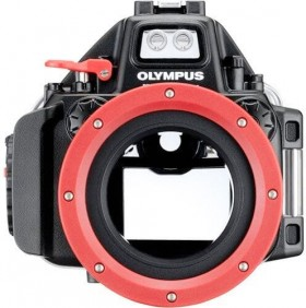 Olympus-PT-EP13-Underwater-Housing-for-OM-D-E-M5-Mark-II-Compatible-Lenses on sale