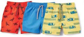 K-D-Microfibre-Print-or-Plain-Shorts on sale