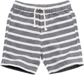 K-D-Boys-Stripe-Short-Black on sale