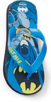 Batman-Boys-Print-Thongs-Blue on sale