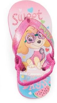 Paw-Patrol-Infant-Girls-Skye-Thongs-Pink on sale