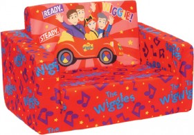 The-Wiggles-Flip-Out-Kids-Sofa on sale