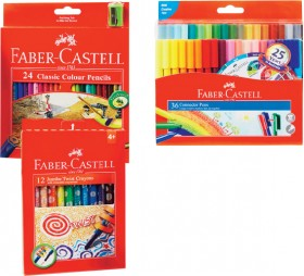 20-off-Faber-Castell-Range on sale