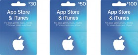 15-off-App-Store-iTunes-Gift-Cards on sale