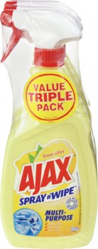 Ajax-3-Pack-Spray-n-Wipe on sale