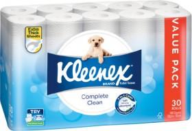 Kleenex-30-Pack-Toilet-Tissue on sale