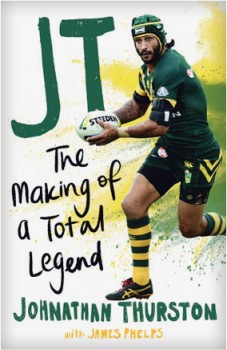NEW-JT-The-Making-of-a-Total-Legend on sale