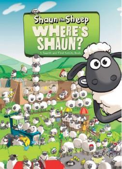 NEW-Shaun-The-Sheep-Wheres-Shaun on sale