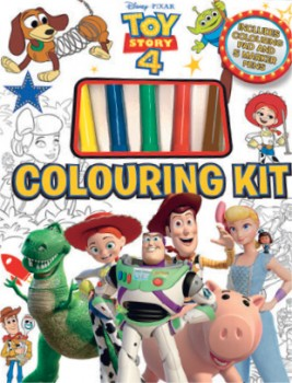 NEW-Toy-Story-4-Colouring-Kit on sale