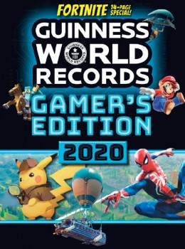 NEW-Guinness-World-Records-Gamers-Edition-2020 on sale