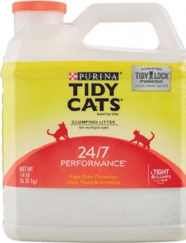 Purina-Tidy-Cats-247-Cat-Litter-6.35kg on sale
