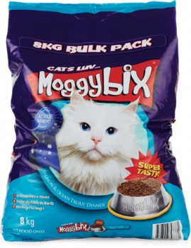 Moggybix-Cat-Food-8kg-Salmon-Ocean-Trout on sale
