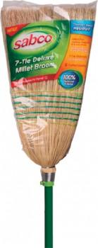 Sabco-7-Tie-Deluxe-Millet-Broom on sale