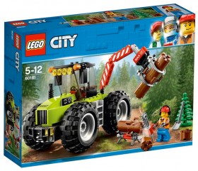 LEGO-City-Forest-Tractor-60181 on sale