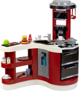 Miele-Interactive-Kitchen-in-Spicy-Red on sale