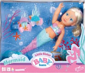 Baby-Born-Little-Sister-Mermaid on sale