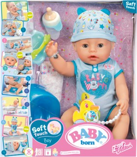 Baby-Born-Soft-Touch-Boy on sale