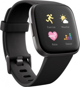 Fitbit-Versa-2-BlackCarbon on sale
