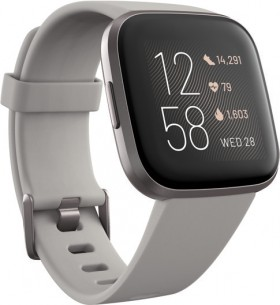Fitbit-Versa-2-StoneMist-Grey on sale