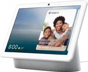 Google-Nest-Hub-Max-Chalk on sale