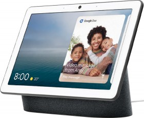 NEW-Google-Nest-Hub-Max-Charcoal on sale