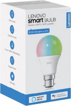 Lenovo-Colour-Smart-Bulb-B22 on sale