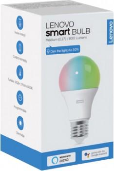 Lenovo-Colour-Smart-Bulb-E27 on sale