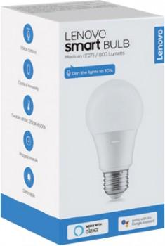 Lenovo-White-Smart-Bulb-E27 on sale