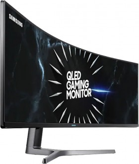 Samsung-49-QLED-Gaming-Curved-120HZ-with-QHD-Resolution-Monitor on sale