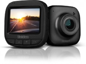 Uniden-1080p-Dash-Cam on sale