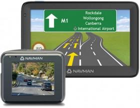 Navman-MOVE100-5-GPS-Unit-and-MiVUE700-Dashcam-Bundle on sale
