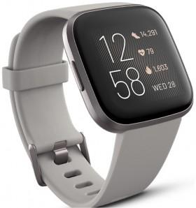 NEW-Fitbit-Versa-2-StoneMist-Grey on sale
