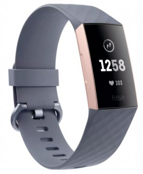 Fitbit-Charge-3-Blue-GreyRose-Gold on sale