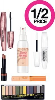 12-Price-on-Rimmel-London-Cosmetic-Range on sale