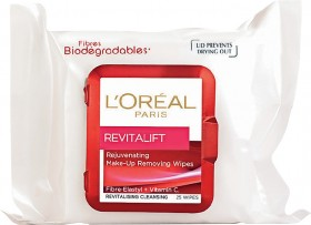LOral-Paris-Revitalift-Wipes-25-Wipes on sale