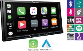 Pioneer-Android-Auto-Car-Play-Digital-Media-Player on sale
