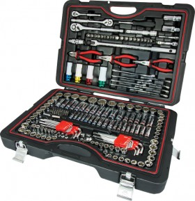 ToolPRO-198-Piece-Automotive-Tool-Kit on sale