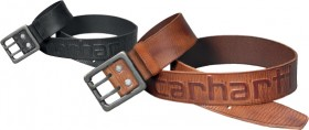 Carhartt-Logo-Leather-Belt on sale