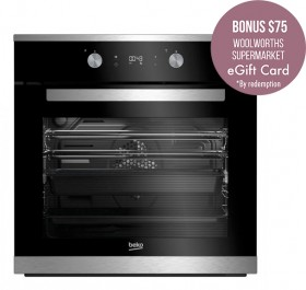 Beko-60cm-Built-In-Multifunction-Oven on sale